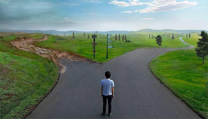 Tomada de decisão - qual o melhor caminho seguir