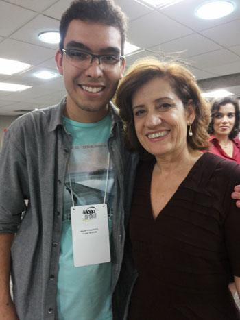 Maurity com Mirim Leitão